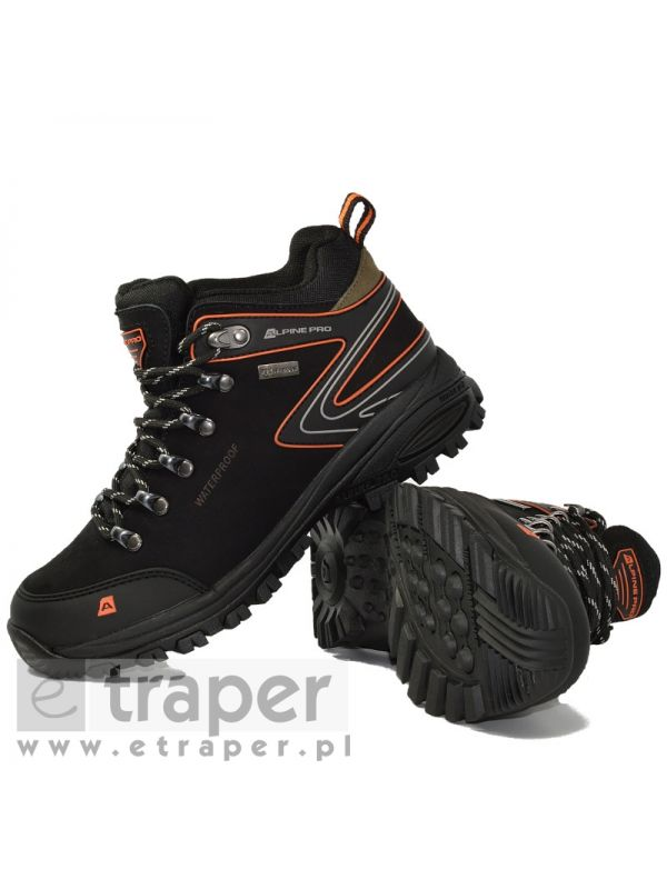 Buty Unisex Alpine Pro Windigo 2 czarne