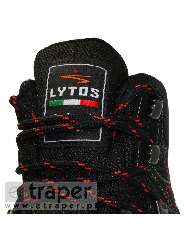 Mocne buty męskie Lytos Trek Lite Cordura