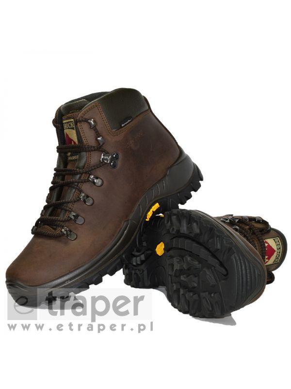Górskie buty skórzane Red Rock 10353 Unisex