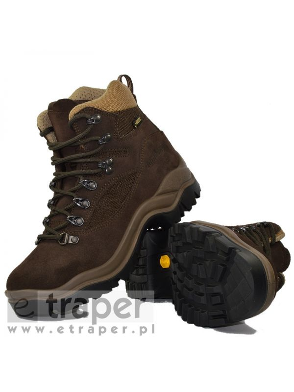 Buty Unisex Zamberlan Fox Gtx Brown