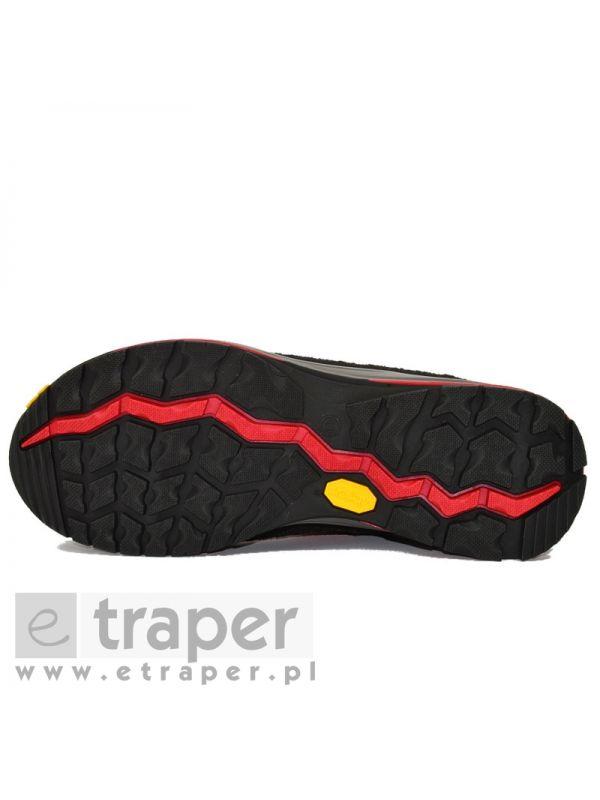 Niskie buty trekkingowe Red Rock 12501 Czerwone