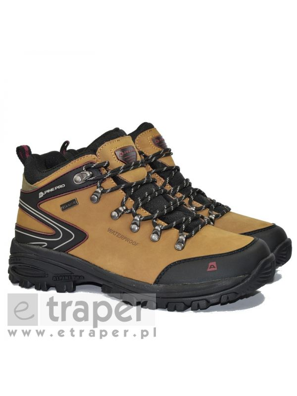 Buty Skórzane Alpine Pro Windigo 2