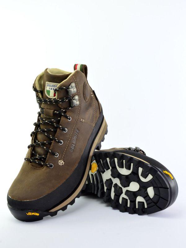 Damskie buty trekkingowe Dolomite trek GTX