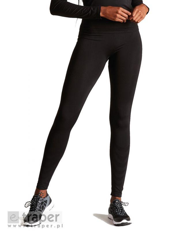Termoaktywne legginsy damskie Dare 2b Zonal III Czarne