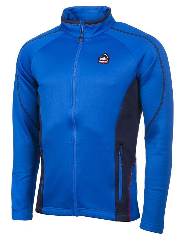 Bluza Alpine Pro Aggeo niebieska