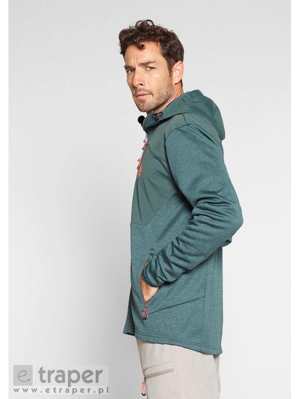 Świetna bluza męska na jesień Sirohi Berg