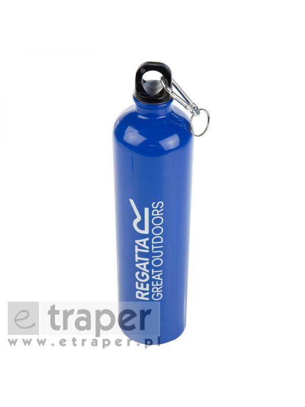 Niebieska butelka stalowa Regatta 1 litr