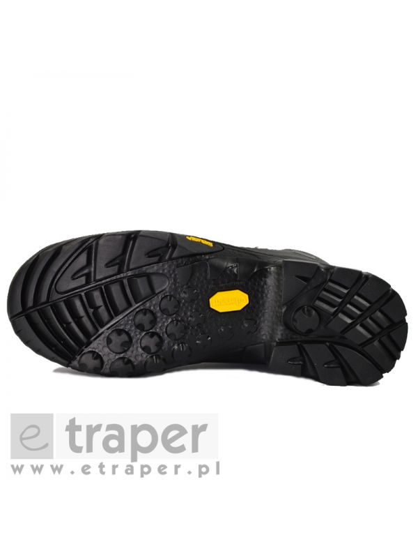 Górskie buty ze skóry Chiruca Gredos Supra Kolor grafit