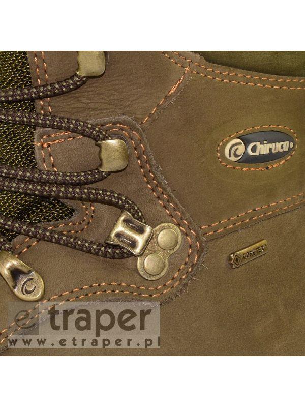Wysokie trapery Chiruca Husky Cordura Gore-Tex