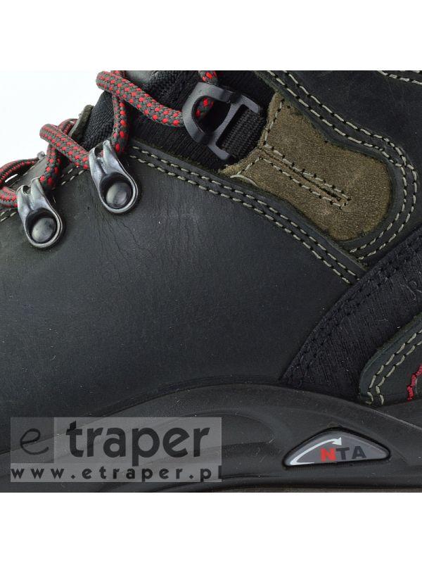 Skórzane trapery Red Rock 13503 Vibram Gritex