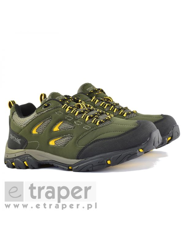 Niskie męskie buty górskie Regatta Holcombe IEP LOW
