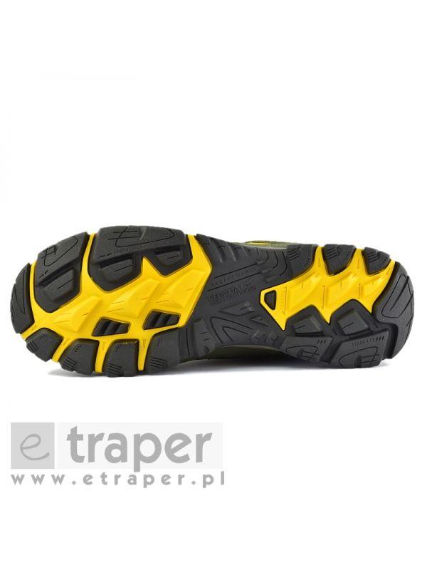 Wodoodporne niskie buty męskei z podeszwą IEP Holcombe Regatta