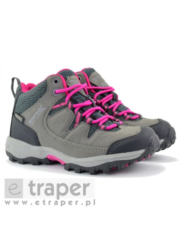 Dziecięce buty Regatta Holcombe Mid