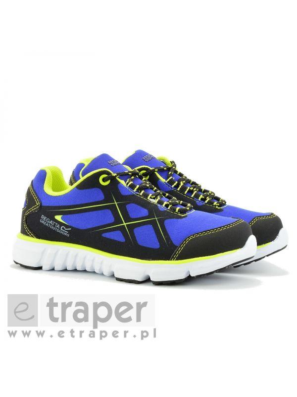 Niebieskie buty dziecięce Regatta Kota Lite
