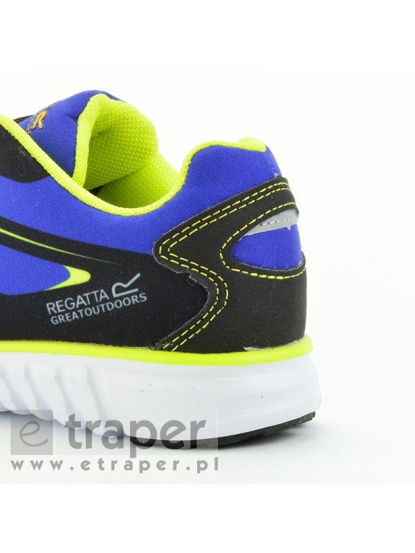 Lekkie i wygodne buty dla dzieci marki Regatta