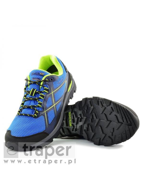 Niskie buty trekkingowe Regatta Kota RMF489 1JX