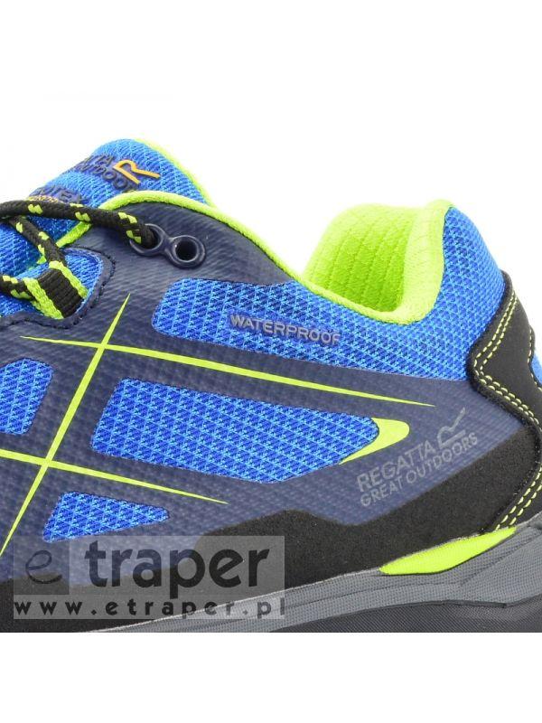 Niskie buty trekkingowe Regatta Kota membrana Isotex