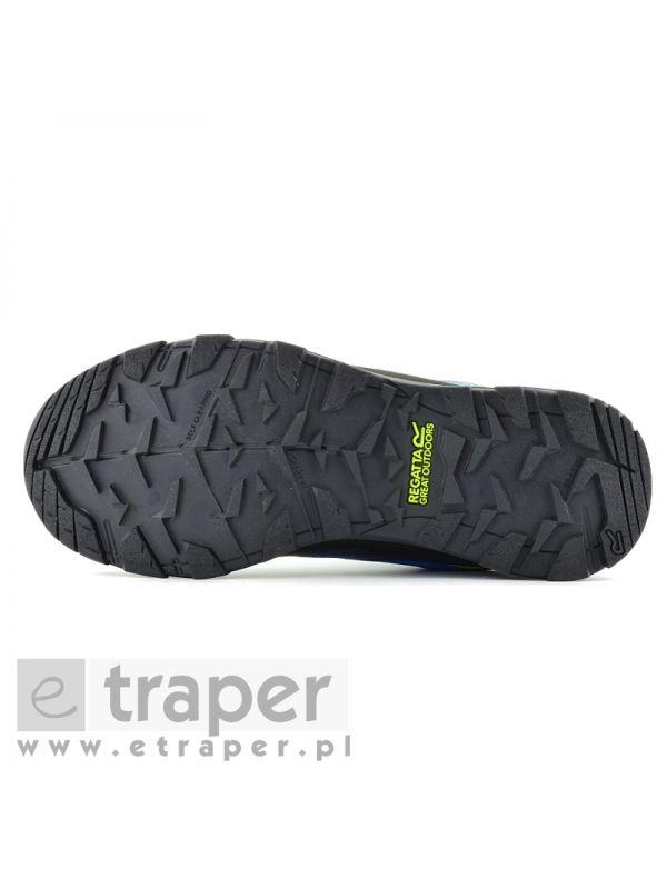 Niskie buty trekkingowe Regatta Kota podeszwa
