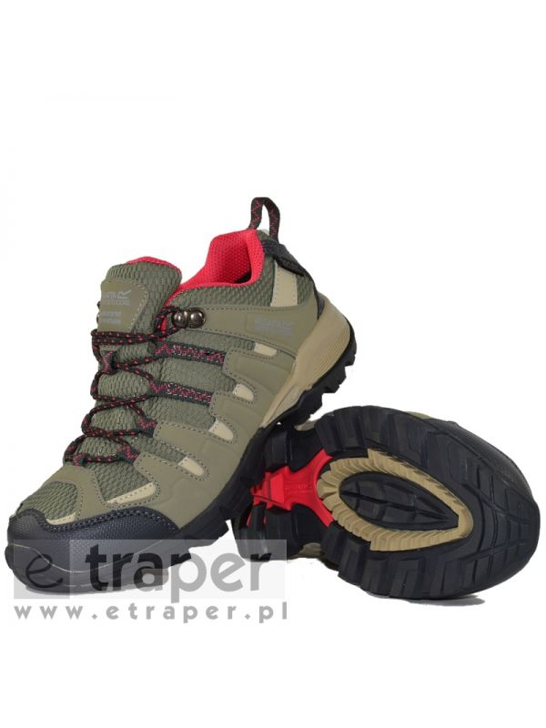 Damskie buty Regatta Garsdale Low