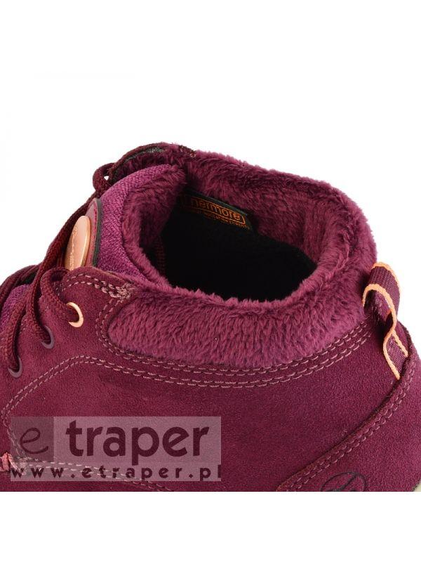 Ciepłe buty damskie na zimę Marine Thermo
