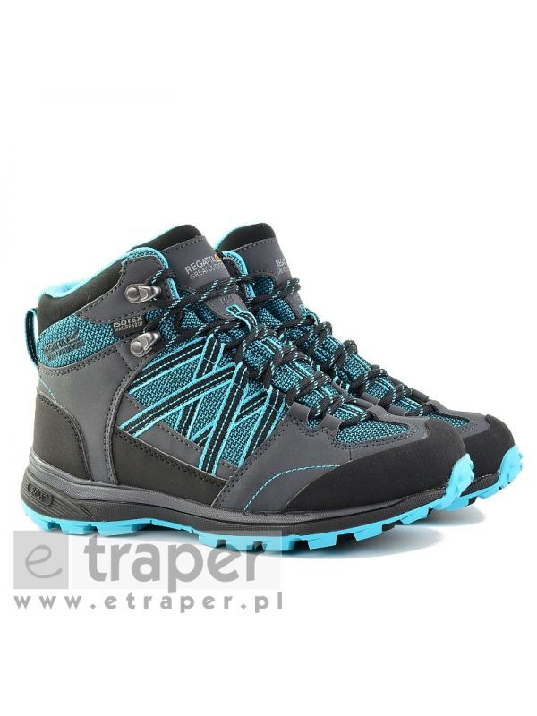 Damskie buty trekkingowe Regatta Samaris II Mid Isotex