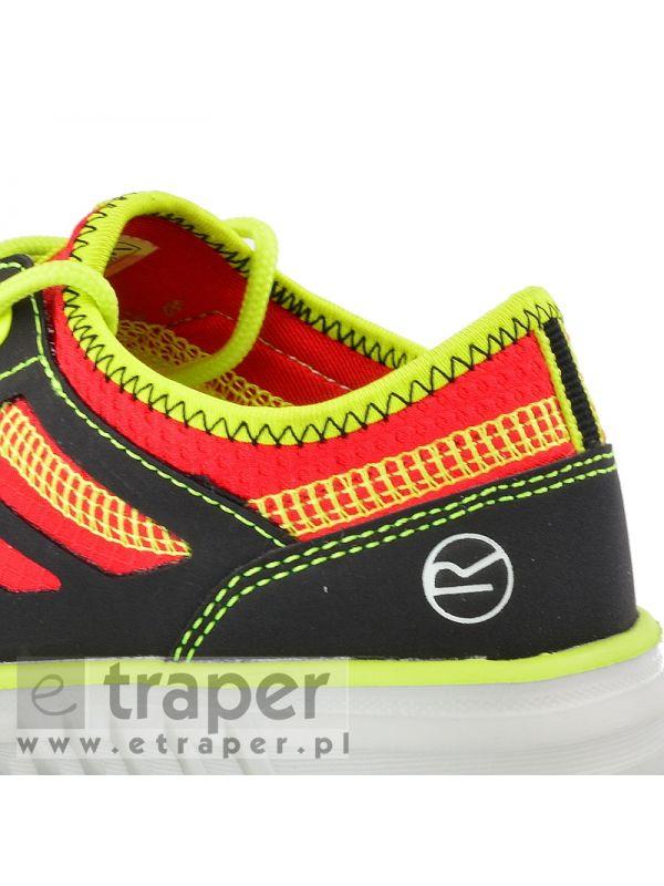Letnie buty dziecięce Regatta Marine Sport Czerwone