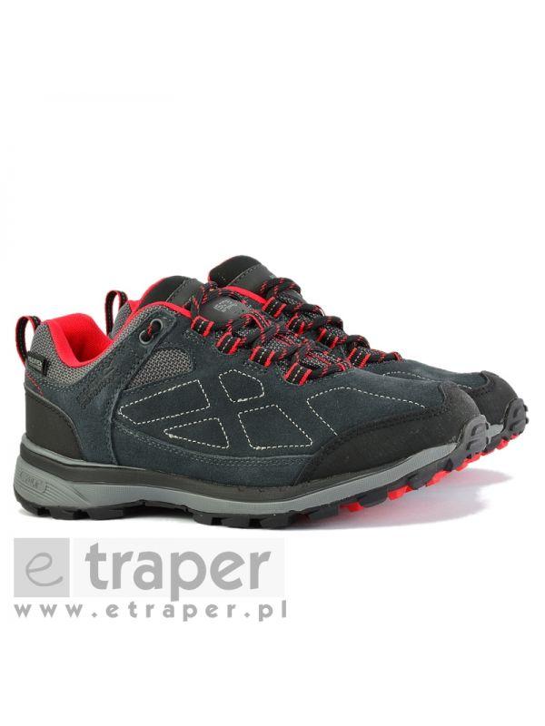 Zamszowe buty damskie Regatta Samaris RWF576