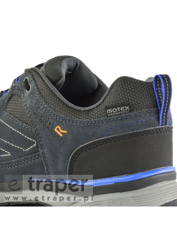 Niskie buty turystyczne Regatta Samaris Suede