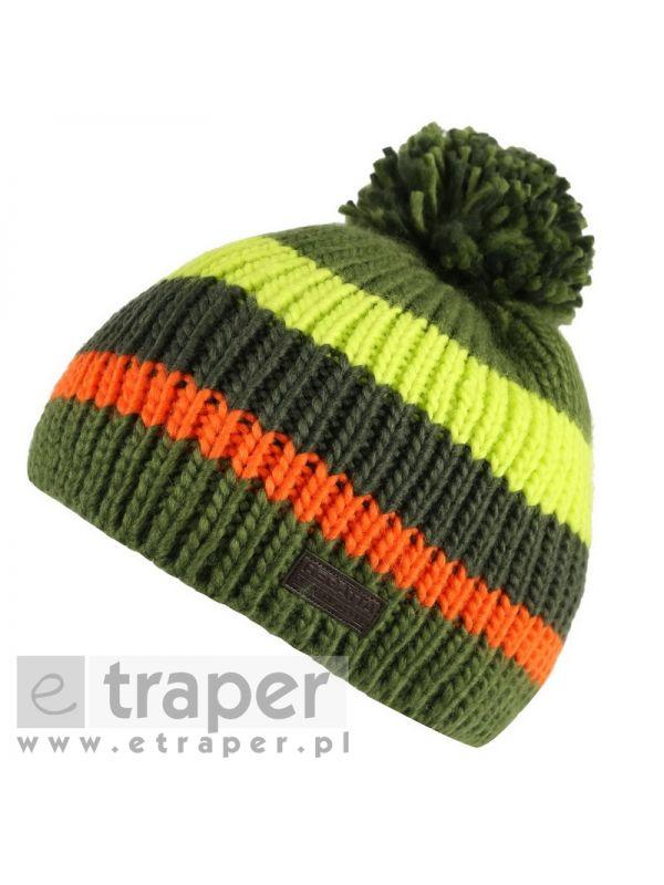 Czapka zielona Regatta Davin Hat