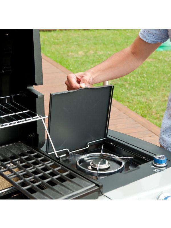 Grill gazowy z bocznym palnikiem Campingaz RBS® LXS Seria 2