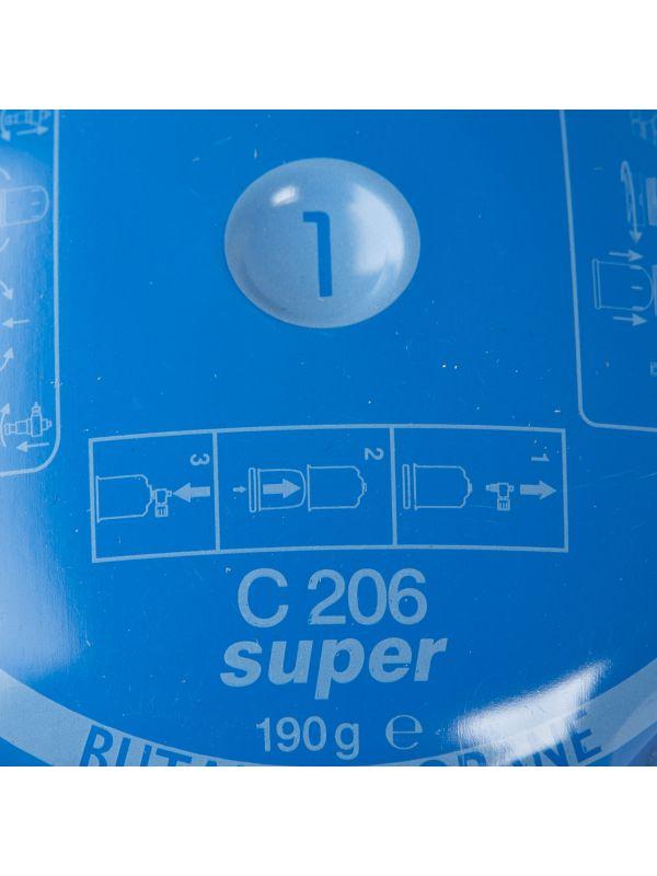Kartusz Campingaz C 206 GLS Super