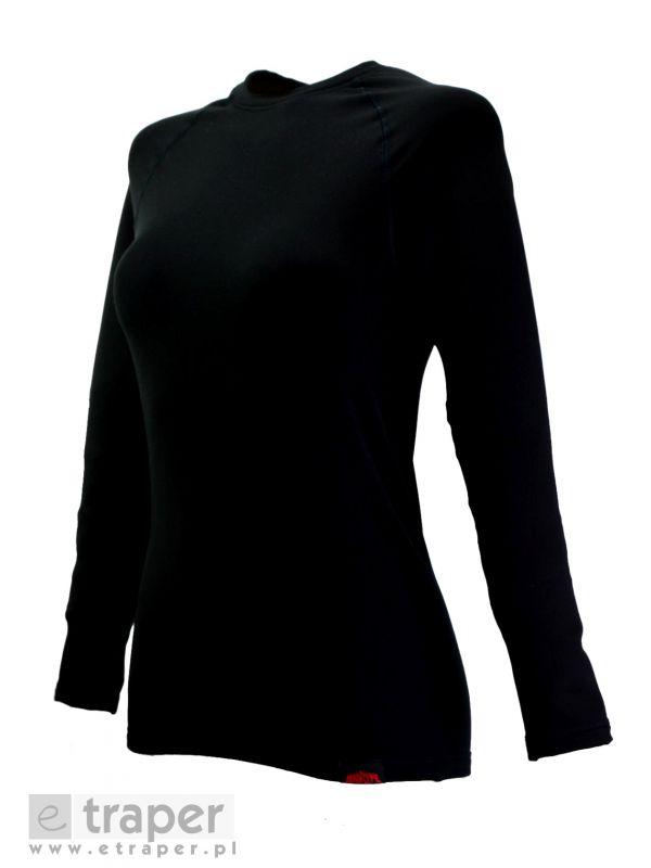 Damska koszula termoaktywna High Type Black