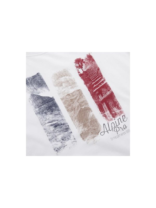 Koszulka Alpine Pro Tiberio 3