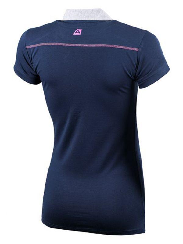 Damska koszulka polo Alpine Pro Tuuwa
