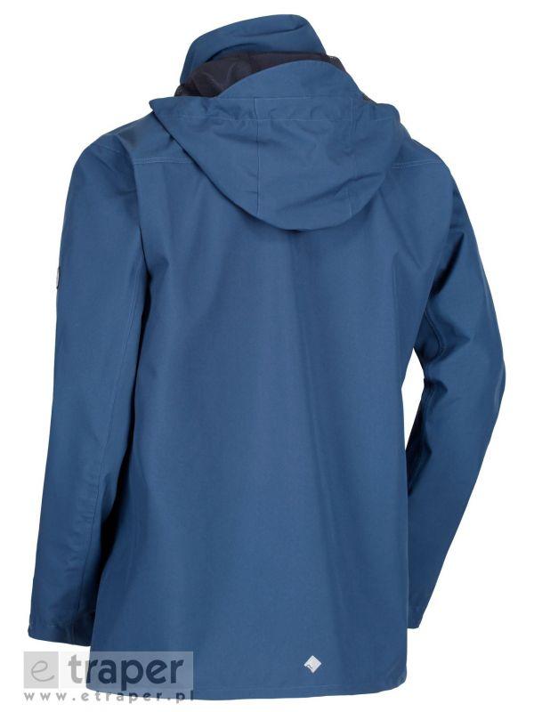 Turystyczna niebieska kurtka męska Regatta Northton