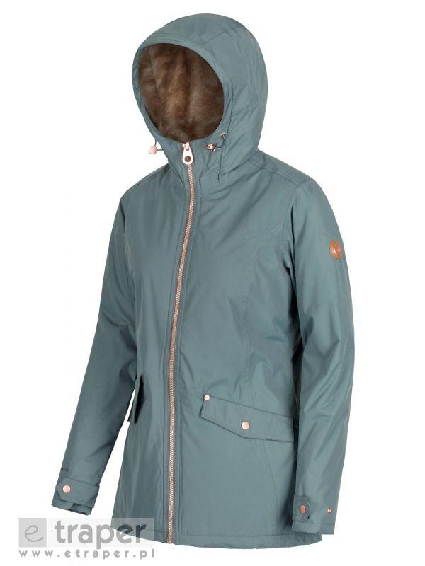 Damska kurtka z kapturem Regatta Bergonia 2VT