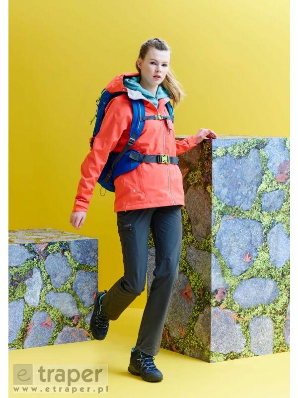 Wodoodporna kurtka damska Regatta Birchdale Kolor łososiowy