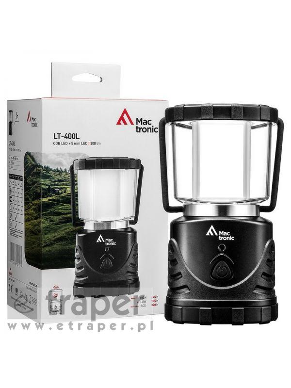 Lampa turystyczna Mactronic LT-400L