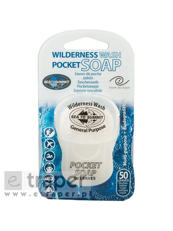 Listki myjące Sea To Summit Pocket Soap