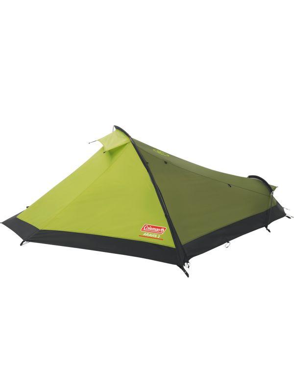 Lekki namiot wyprawowy Coleman Aravis 2-osobowy