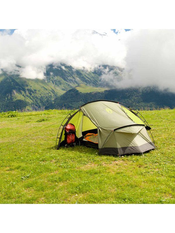 3 osobowy namiot wyprawowy Coleman Aravis
