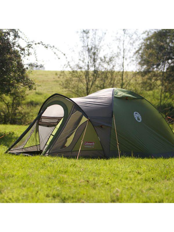 Namiot trzyosobowy z przedsionkiem Coleman Darwin 3+