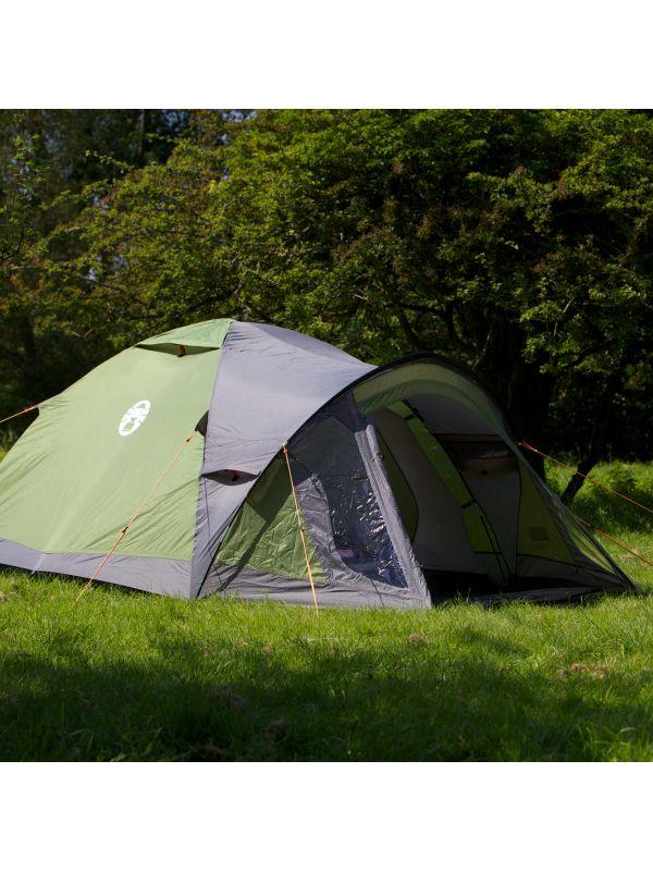 Namiot igloo z przedsionkiem Coleman Darwin 4+