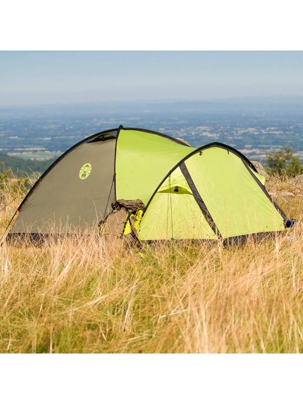 Lekki namiot kopułowy Coleman Monviso 3
