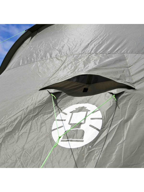 Namiot z dwiema sypialniami Vis-a-Vis Coleman Ridgeline 4+