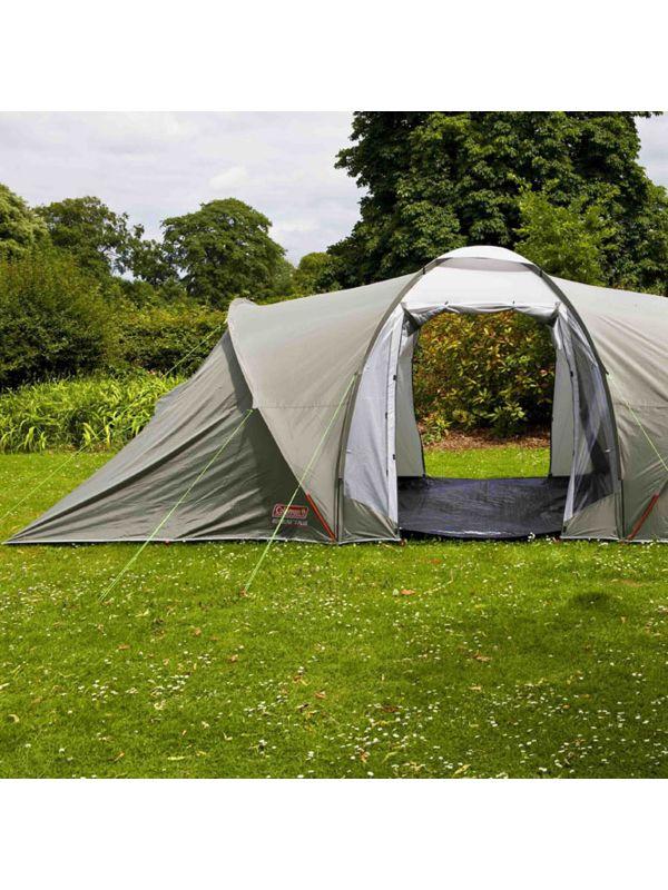 Duży namiot Coleman Ridgeline 6+ Dwie sypialnie