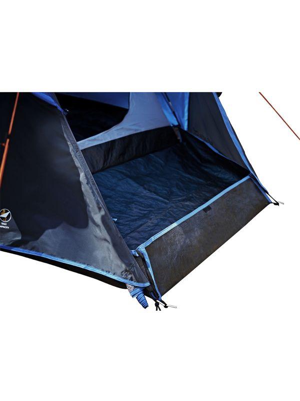 Dwuosobowy namiot igloo z przedsionkiem Regatta Kivu 2