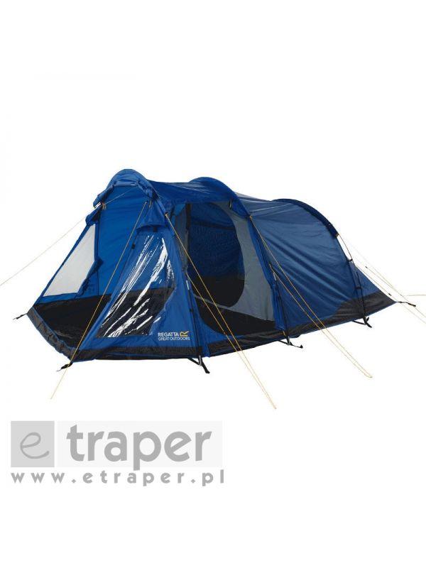 Niebieski namiot dla 3 osób Vester marki Regatta
