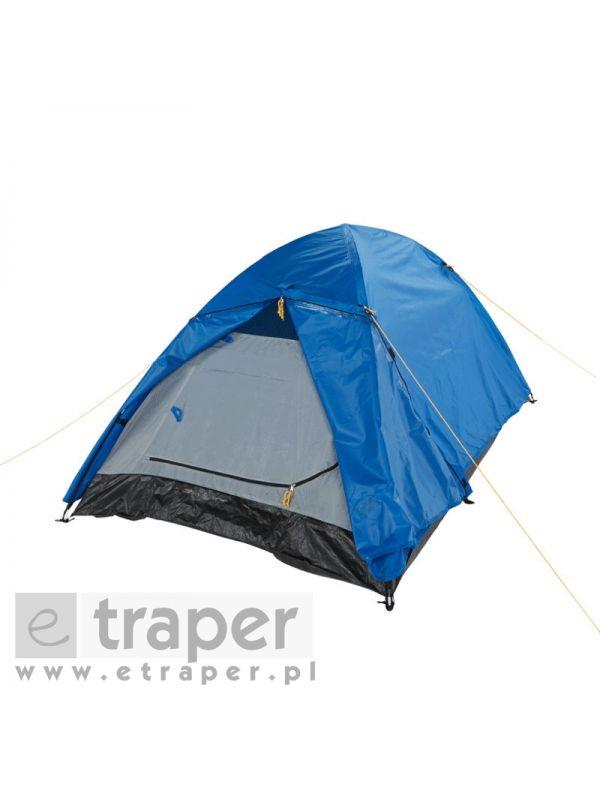 Namiot igloo z tropikiem Regatta Zeefest 2 Niebieski
