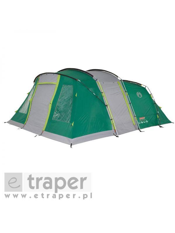 Namiot dla dużej rodziny Coleman Oak Canyon 6 (3x ciemna sypialnia)
